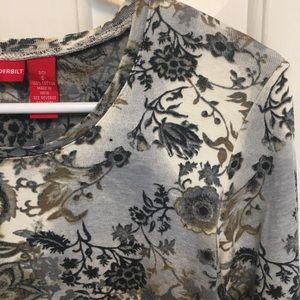 Gloria Vanderbilt women's top shirt blouse